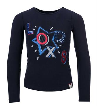 Looxs T-shirts 707-5403 Dark navy