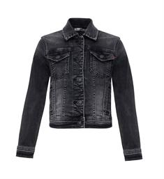 LTB Denim jackets Eliza 26004 Black denim