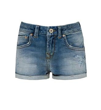 LTB Denim shorts Judie 26021 Blue denim