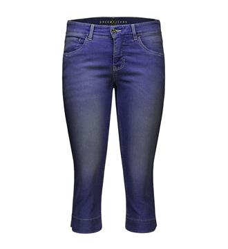 Mac Capri 5446 dream capr Dark blue denim