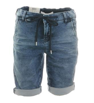 Mac Shorts 2775 jog n shor Blue denim