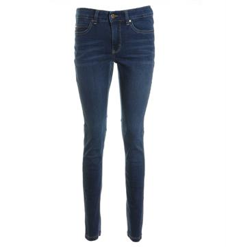 Mac Skinny jeans 5402 dream skin Medium blue denim