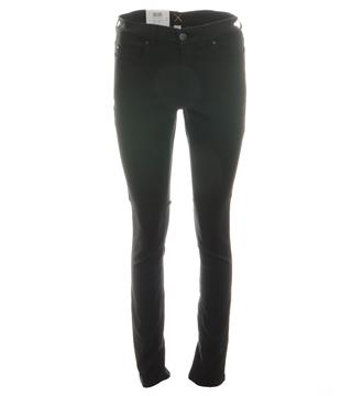 Mac Skinny jeans 5402 dream skin Zwart