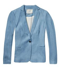 Maison Scotch Blazers 136891 Blauw