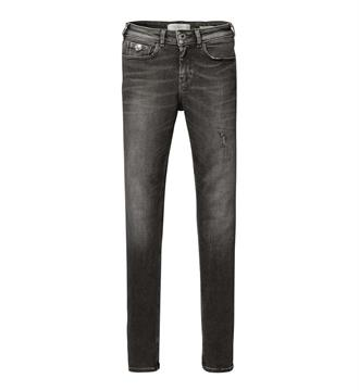 Maison Scotch Skinny jeans 138648 Black denim