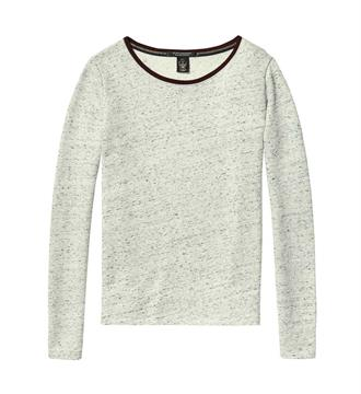 Maison Scotch Sweaters 140610 Ecru