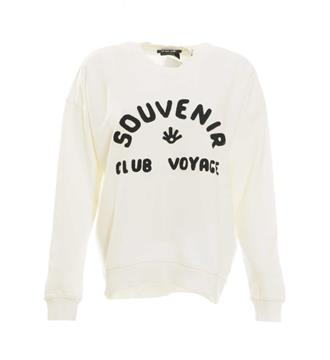 Maison Scotch Sweaters 140623 Off white