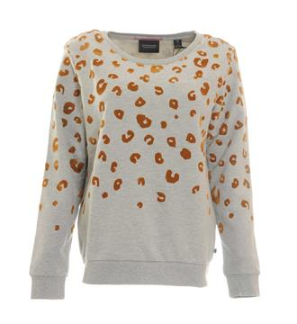 Maison Scotch Sweaters 142204 Grijs dessin