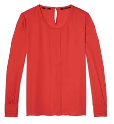 Maison Scotch Tops 140640 Rood