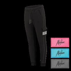 Malelions Sweatpants Velcro trackpants