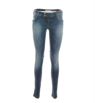 MET Skinny jeans X-h-k-fit d1066 Blue denim