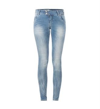 MET Skinny jeans X-h-k-fit d1205 Blue denim