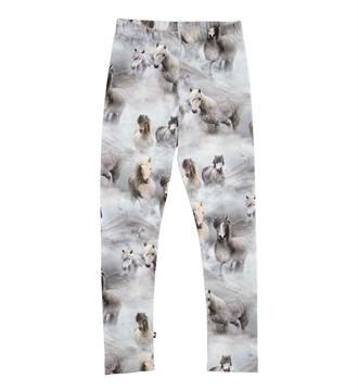 Molo Leggings T160721403 corn Grijs dessin