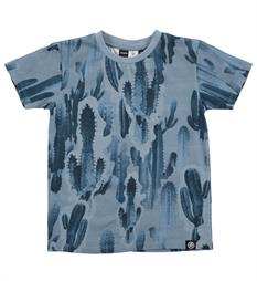 Molo T-shirts 1s17a238 rooney Blauw dessin