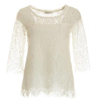 Mos Mosh Tops 121310 pascale Off white
