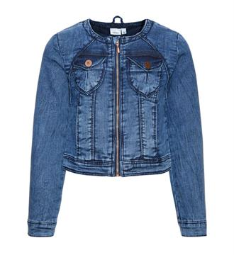 Name it Denim jackets 13144850 Blue denim