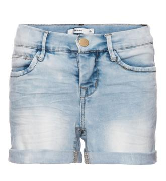 Name it Denim shorts 13140804 Blue denim