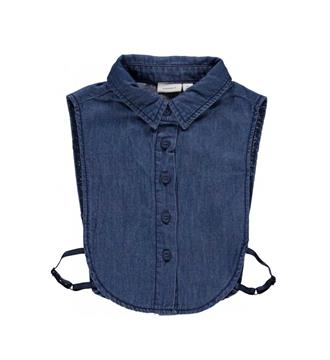 Name it Mouwloze blouses 13152778 bamila Blue denim