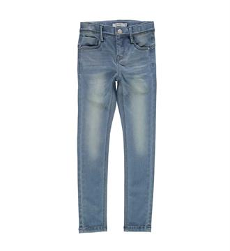 Name it Skinny jeans 13153289 polly Blue denim