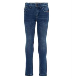 Name it Skinny jeans 13166036 pete togo Blauw