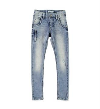 Name it Slim jeans 13147683 silas Blue denim
