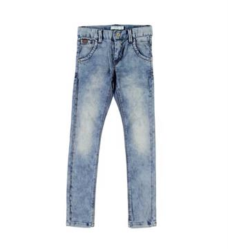 Name it Slim jeans 13147903 theo Blue denim