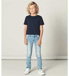 Name it Slim jeans 13160306 theo Blauw