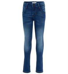 Name it Slim jeans 13160453 theo Blauw