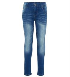 Name it Slim jeans 13165259 theo Blauw