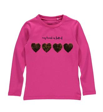 Name it T-shirts 13155953 simone Pink