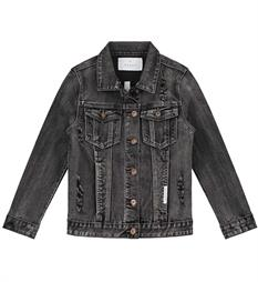 Nik and Nik Denim jackets B4-116 1705 Black denim