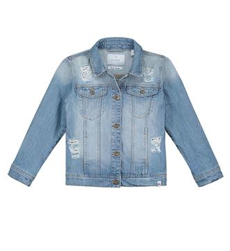 Nik and Nik Denim jackets G4-556 ellen Blue denim
