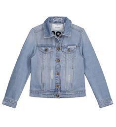 Nik and Nik Denim jackets G4-645 1902 elydia denim Blauw