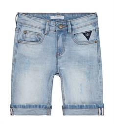 Nik and Nik Korte broeken B2-544 ferdinan Light blue denim
