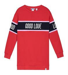 Nik and Nik Korte jurken G5-694 1902 good love Rood
