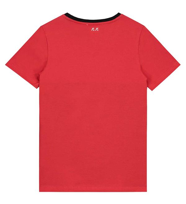 nik-and-nik-korte-mouw-t-shirts-b8-821-1902-rood