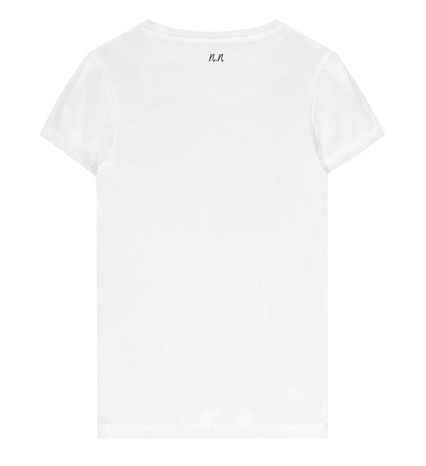 nik-and-nik-korte-mouw-t-shirts-g8-439-gossip-off-white