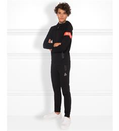 Nik and Nik Lange broeken B2-949 1904 ferhat sweatpants Zwart
