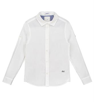 Nik and Nik Lange mouw blouses B6-606 odion sh Off white