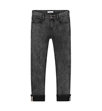 Nik and Nik Skinny jeans B2-853 francis Black denim