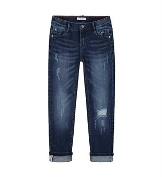 Nik and Nik Skinny jeans B2300 francis Blue denim