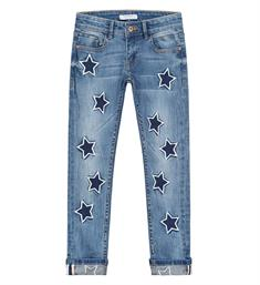 Nik and Nik Skinny jeans G2-400 fiona Blue denim