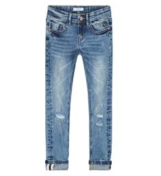 Nik and Nik Skinny jeans G2-823 fiona Bleached denim
