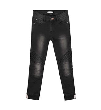 Nik and Nik Slim jeans B2-117 1705 Black denim