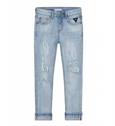 Nik and Nik Slim jeans B2-928 francis Bleached denim