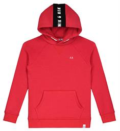 Nik and Nik Sweatshirts B8-243 percie h Rood