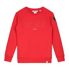 Nik and Nik Sweatshirts B8-244 don't as Rood