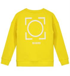 Nik and Nik Sweatshirts B8-801 1902 Geel