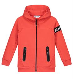 Nik and Nik Sweatvesten B8-851 1904 murphy jacket Oranje