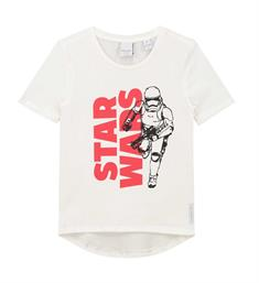 Nik and Nik T-shirts B8-563 starwars Off white